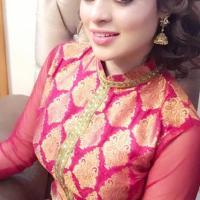 Pakistani Pashto model Sobia Khan