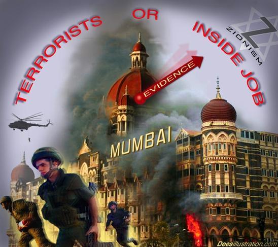 mumbai false flag