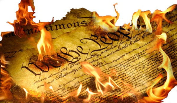 Where Does The Hatred Of Constitutionalism Come From
