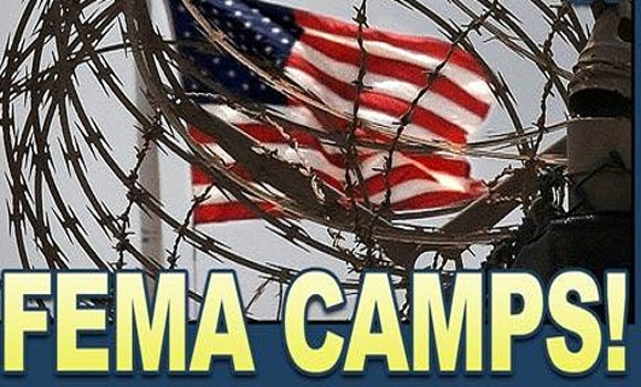 South Carolina FEMA Camp Opens For Business