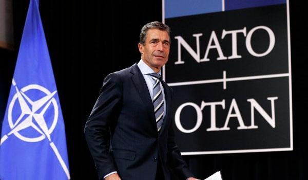 Jefe de la OTAN insta a la guerra en Siria