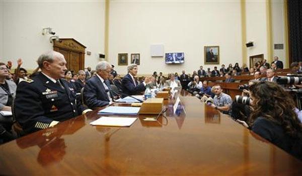 Comisión del Senado de EE.UU. aprueba resolución sobre ataque militar Siria