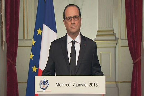 French President The Illuminati Are Behind The Paris Attacks