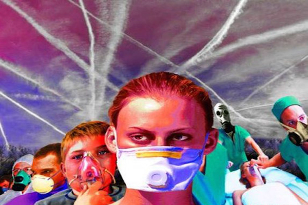 Chemtrail Crimes Human Hybridization and Aerial Vaccinations