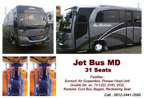 Sewa Bus Pariwisata Murah Jatinangor