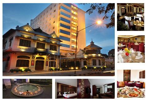 Hotel Kawasan Jalan Cihampelas