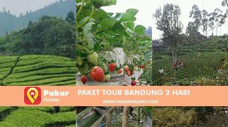Paket Tour Bandung 2 Hari