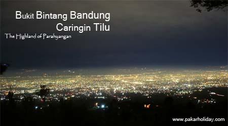 Bukit Bintang Bandung Itu Caringin Tilu