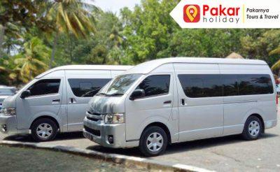 Rental Toyota Hiace Bandung