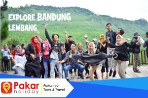 Paket Wisata Bandung – Lembang Group 2017