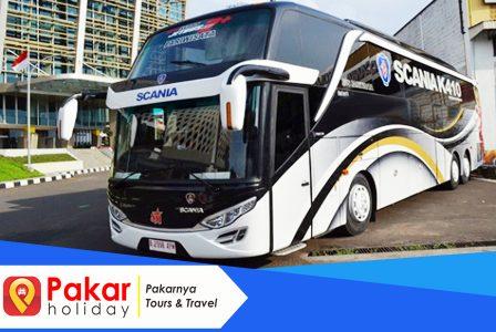 Agen PO Bus Bandung Murah 2020