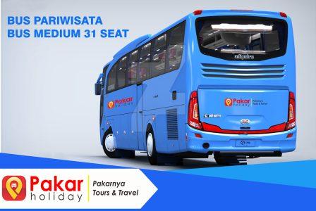 Sewa Bus Medium Bandung