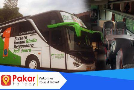 Bus Pariwisata Premium Class Bandung