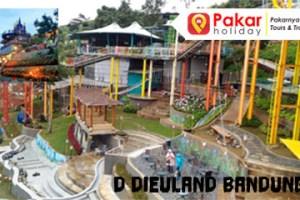 Wisata Hits D'Dieuland Bandung
