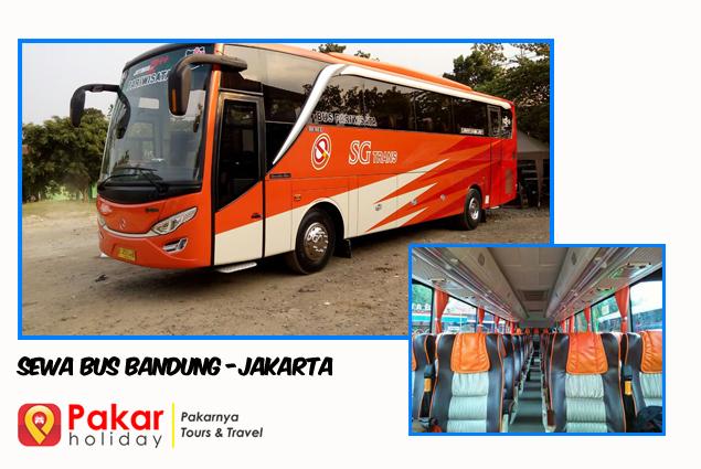 Sewa Bus Parwisata Murah Bandung – Jakarta