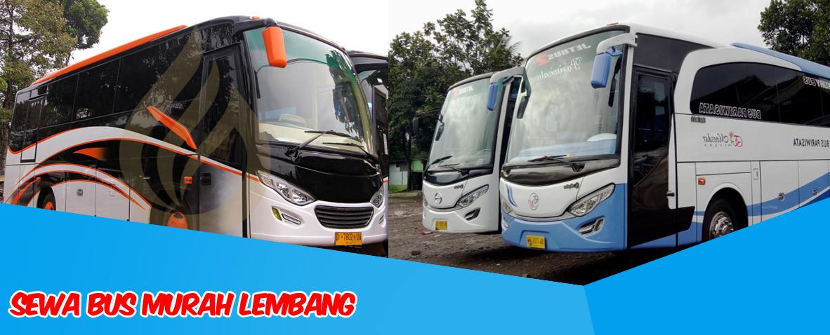 Sewa Bus Murah Lembang – Bandung