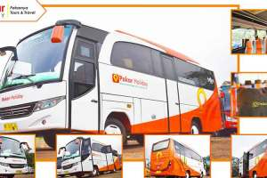 Sewa Bus Pariwisata Di Cimahi, Subang, Sumedang, Garut
