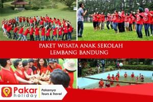 Paket Outbound Anak Sekolah Di Lembang