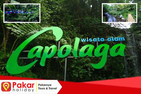 paket wisata alam capolaga subang