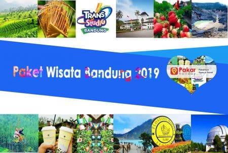 Paket Wisata Bandung Murah Keluarga Terbaru 2019