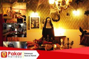 Rumah Hallowen Bandung