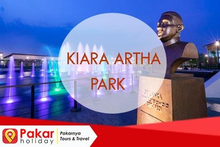 kiara artha park taman korea