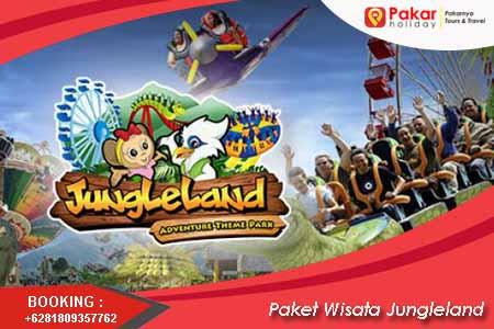Paket Wisata Murah Jungle Land