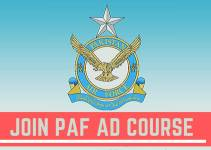 PAF AD Course