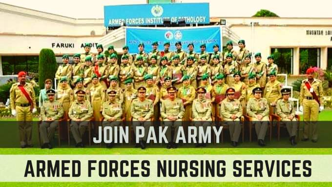 Armed Forces Nursing Services AFNS Joining