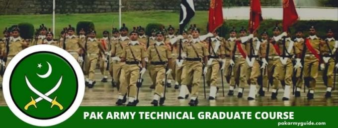 JOIN PAK ARMY TECHNICAL GRADUATE COURSE