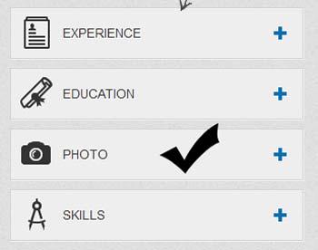Cara menambahkan photo untuk profil LinkedIn