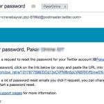 Awas akun Twitter anda kena hacked
