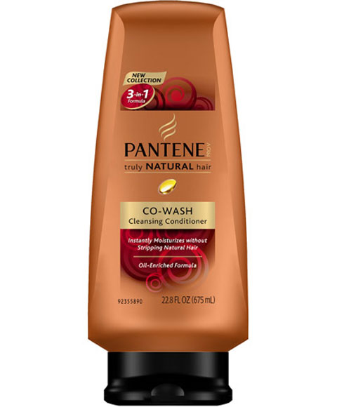 Hair Pantene Co Wash Natural