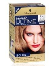 semi permanent hair color blonde