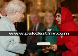 Has-Malala-committed-blasphemy-malala-yousufzai-with-queen-elizabeth-giving-her-book-pakdestiny