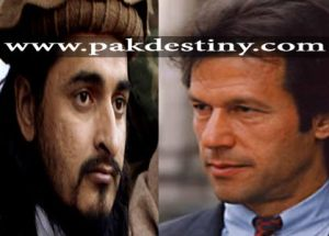 -Imran-Khan-'loves-to-be-called-Taliban-Khan'-pakdestiny-imran-khan-hakimullah-mehsood