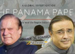 asif zardari,nawaz sharif,panama papers