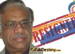 shaheen sehbai resign