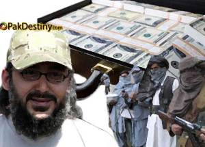 Haider Gilani,Al Qaeeda,Dollars
