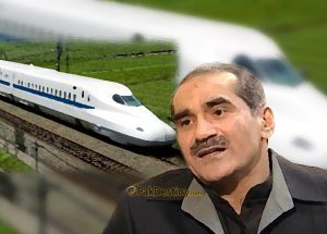 saad rafique, bullet train