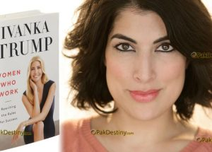 umber ahmed, ivanka trump book