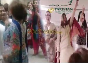 PIA-Air-hostesses-dance-and-Pak-media's-moral-policing