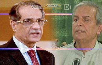 saqib nisar can't win coucellor election javed hashmi