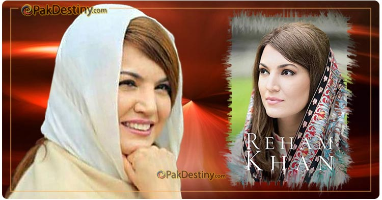 Salacious Reham sees other way for publicity of her Imran-phobia book