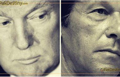 trump afraid of imran khan