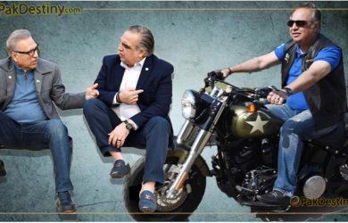 imran ismail drama king,arif alvi,president of pakistan,harley devidson