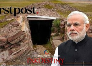 """Modi's over 14,000 """"death wells"""" for his own countrymen at LoC"""