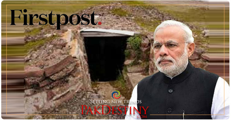 "Modi's over 14,000 ""death wells"" for his own countrymen at LoC"
