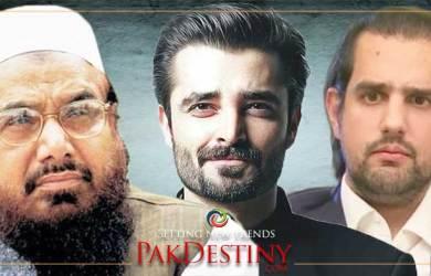 hamza ali abbasi,shahbaz taseer,hafiz saeed,Shahbaz Taseer calls Hamza Ali Abbasi 'a fascist corrupt' for his support for Jihadis