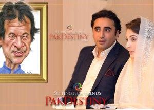 An Insecure Premier Imran Khan, maryam nawaz, bilawal bhutto